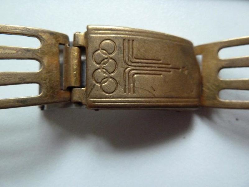 Cherche bracelet RAKETA J.O MOSCOU 1980 Olymp110