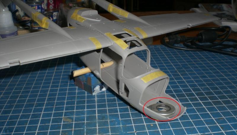 Fertig - die O-2A skymaster, 1/32, RODEN, von oluengen359 Cimg5526