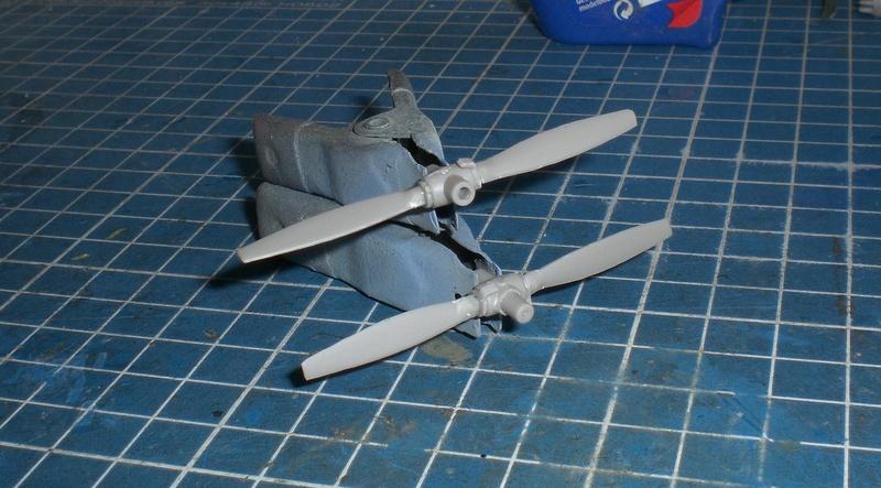 Fertig - die O-2A skymaster, 1/32, RODEN, von oluengen359 Cimg5537