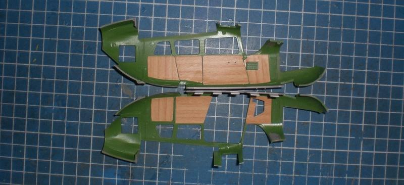 Fertig - die O-2A skymaster, 1/32, RODEN, von oluengen359 Cimg5553