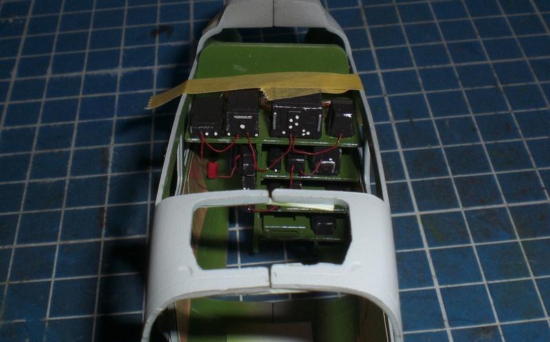 Fertig - die O-2A skymaster, 1/32, RODEN, von oluengen359 Cimg5572