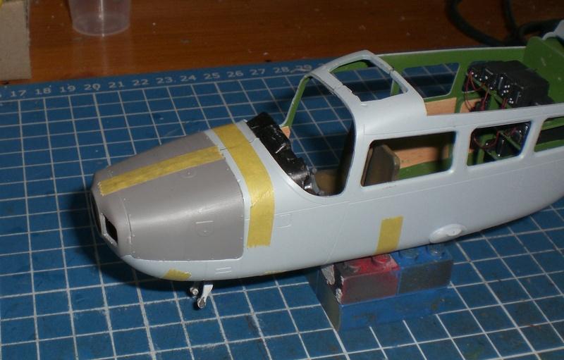 Fertig - die O-2A skymaster, 1/32, RODEN, von oluengen359 Cimg5587