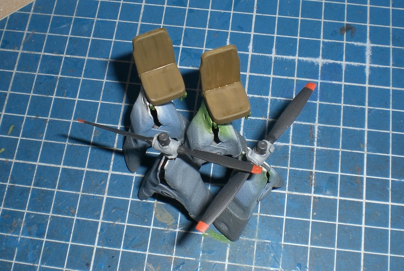 Fertig - die O-2A skymaster, 1/32, RODEN, von oluengen359 Cimg5591