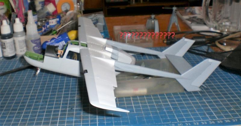 Fertig - die O-2A skymaster, 1/32, RODEN, von oluengen359 Cimg5599
