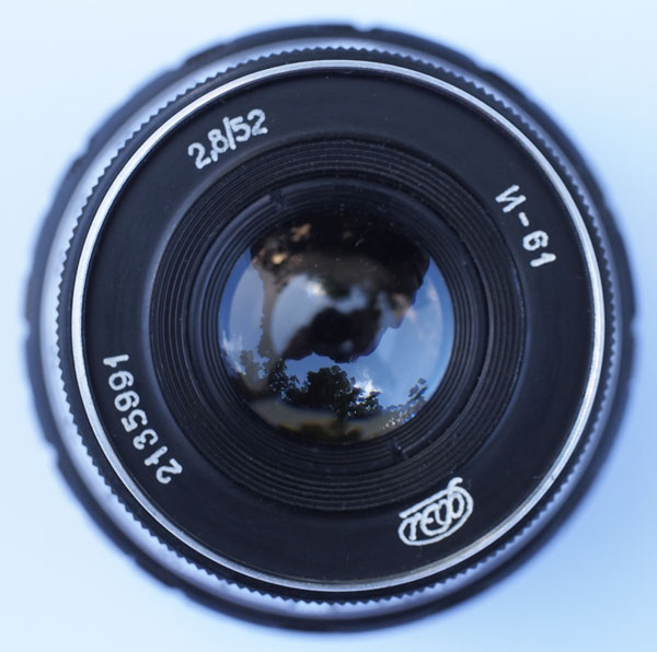 Vends : Objectif Fed Industar 61-M : 25€ Indust10