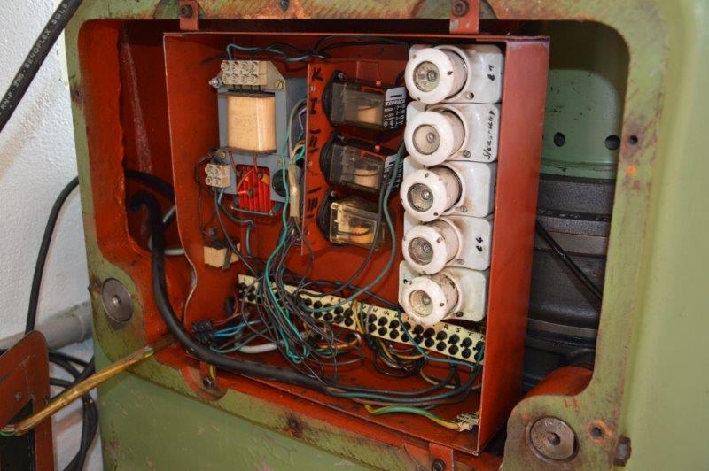 Problème presse hydraulique a bras tournant Sandt ST 139-51377 (1961) Dsc_0627