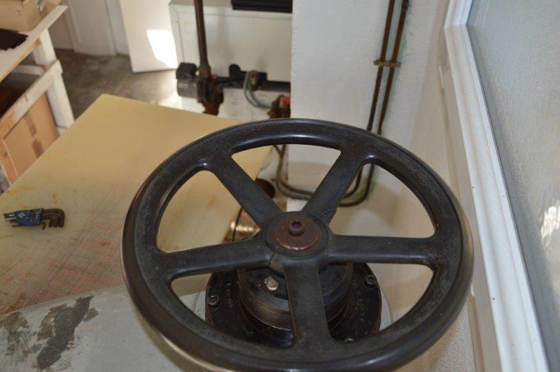 Problème presse hydraulique a bras tournant Sandt ST 139-51377 (1961) Dsc_0635