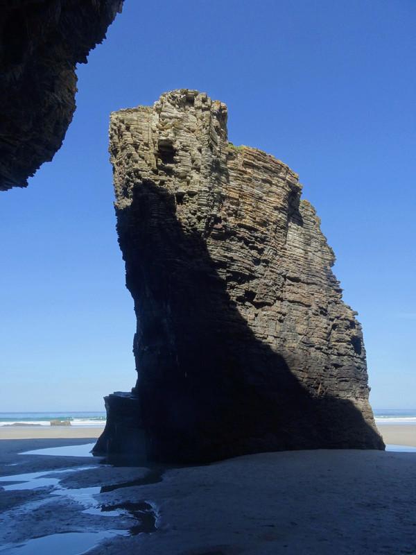 Playa de las catedrales Dsc04110
