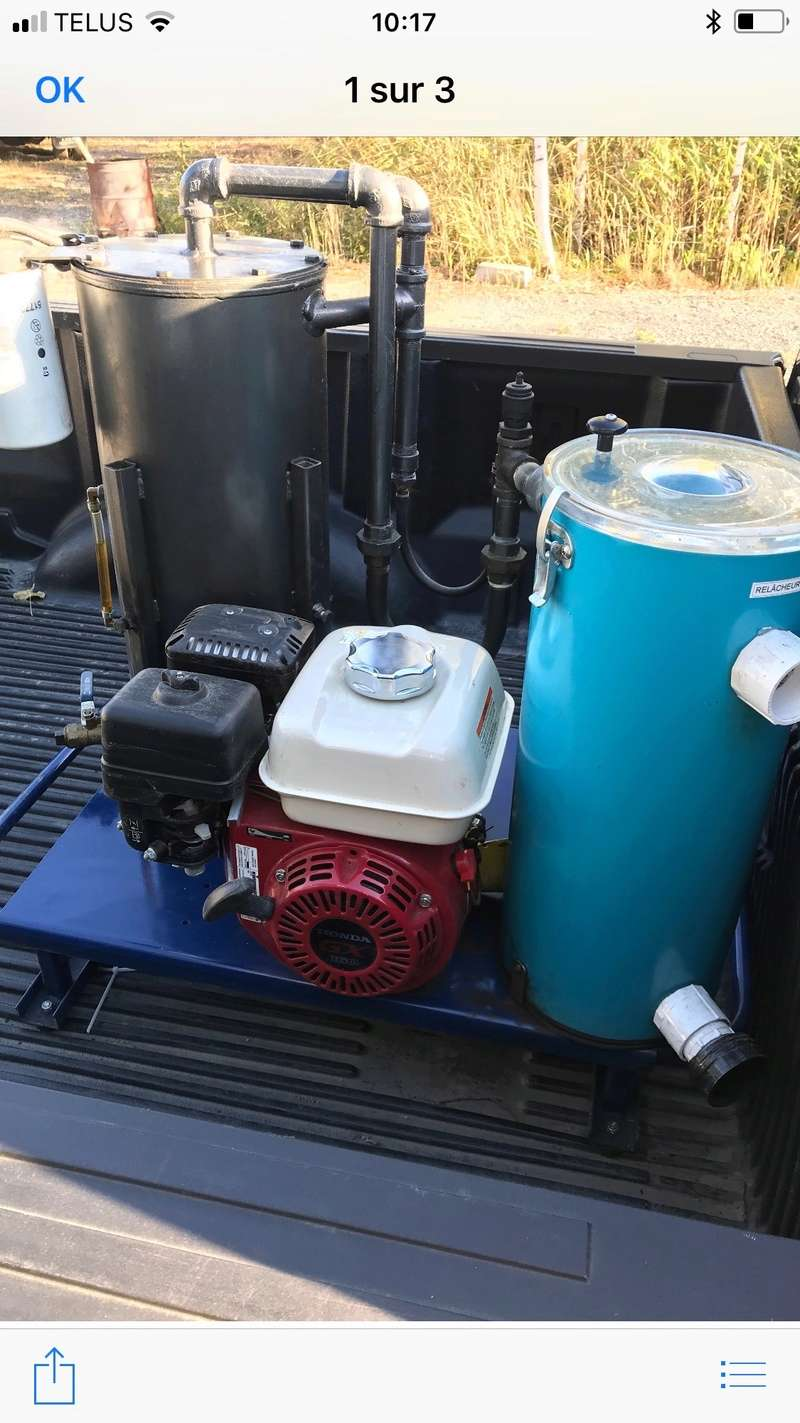 Vacuum airablo (Vendu) F1701210