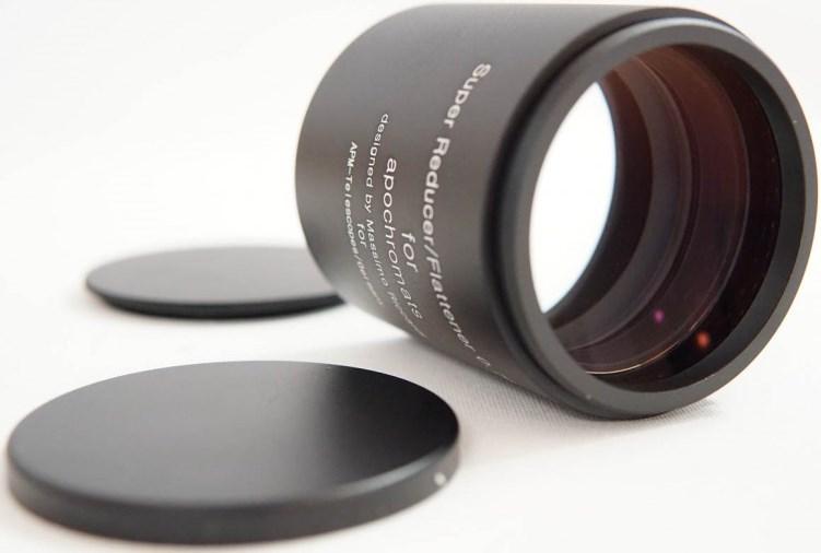 Réducteur de focale 0,75x M63 Riccardi Riredm10