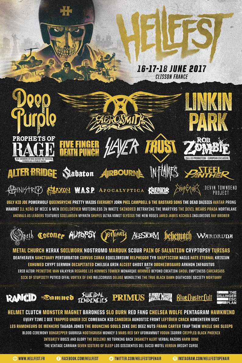 HELL FEST 2018 201710