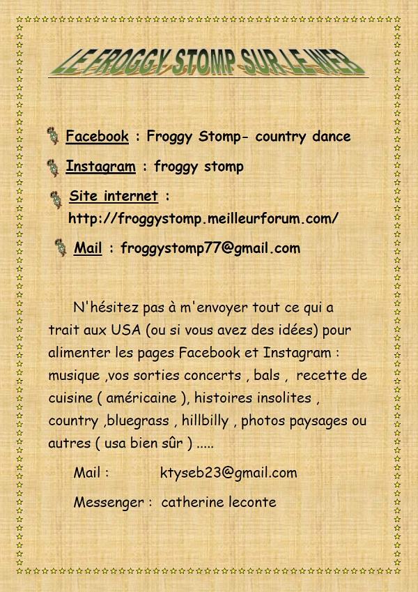 créer un forum : FROGG'STOMP - Portail Coordo10
