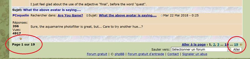 Forum Glitches Limite11