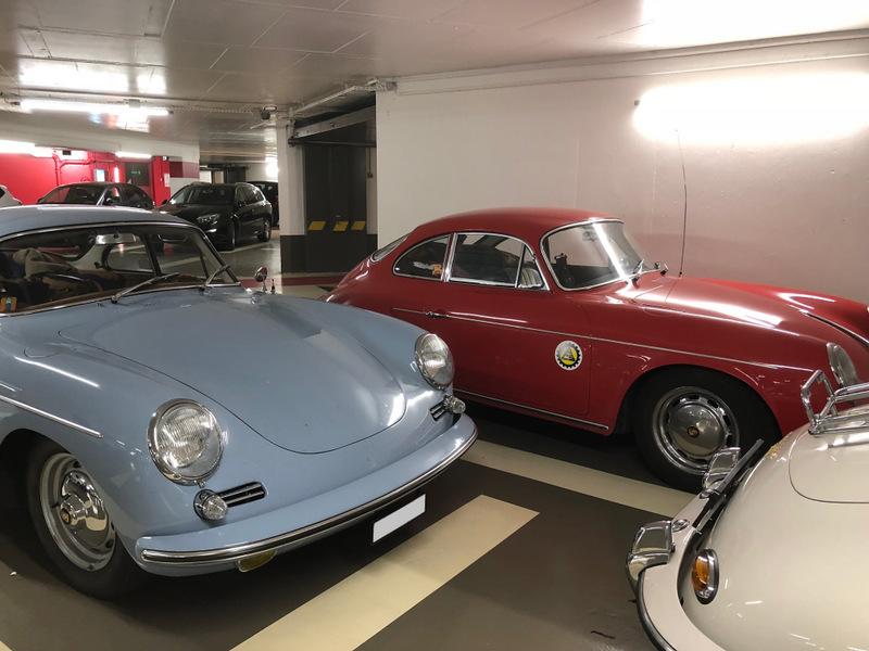 Du beau monde dans mon parking Img-2011