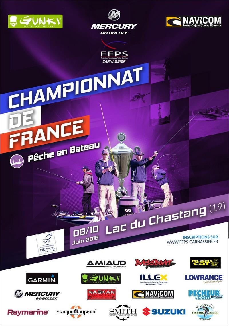 FFPS - Championnat de France bateau (élite) Affich15