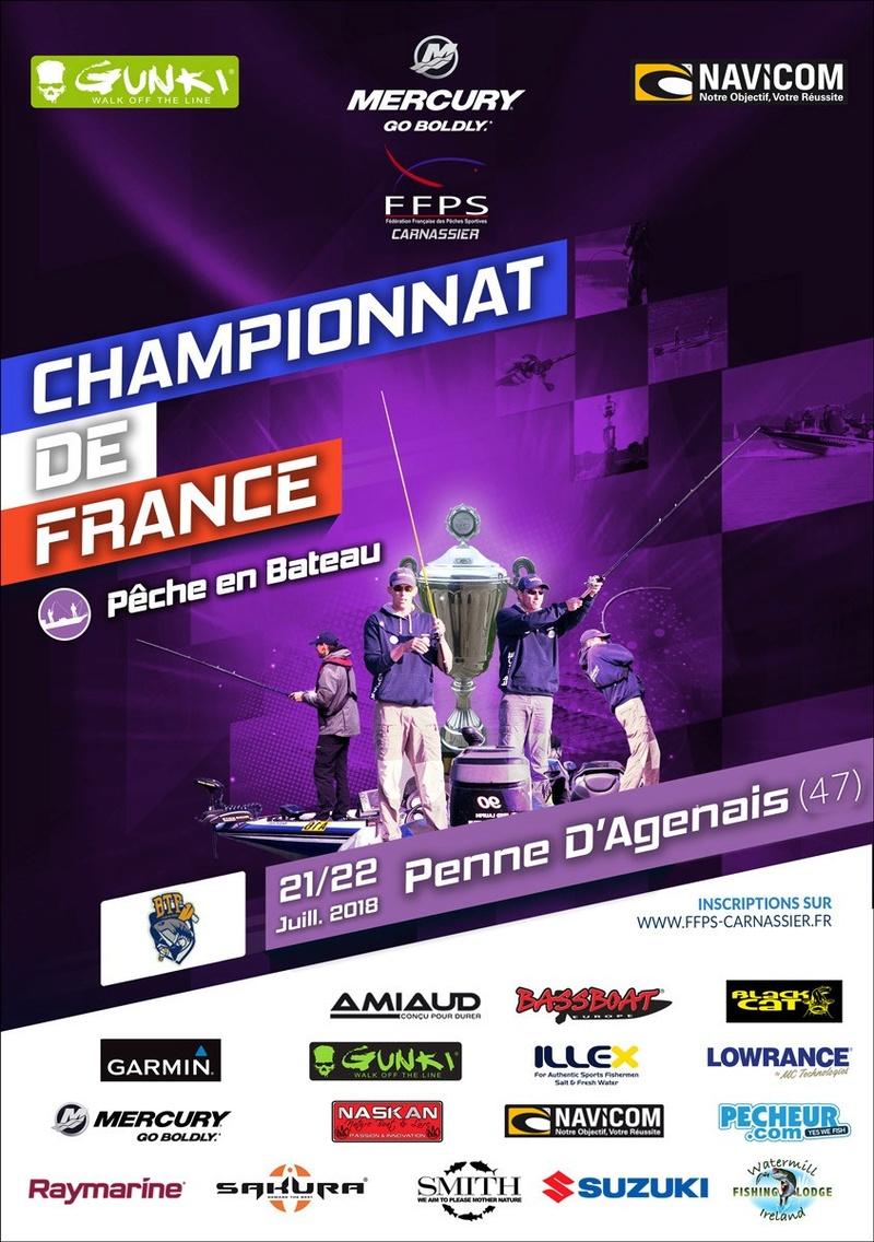 FFPS - Championnat de France bateau (élite) Affich16