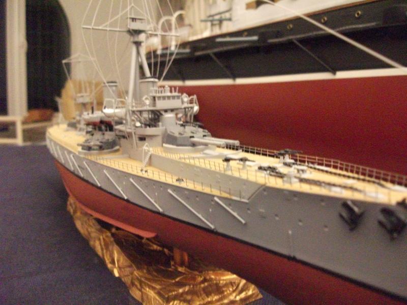 HMS HANNIBAL 1/96  (Predreadnought) DEAN'S MARINE - Page 9 Dscf3729