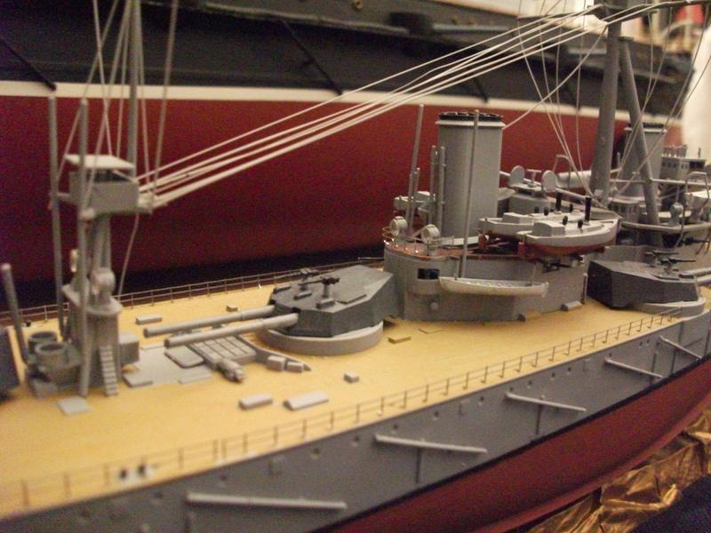 HMS HANNIBAL 1/96  (Predreadnought) DEAN'S MARINE - Page 9 Dscf3733