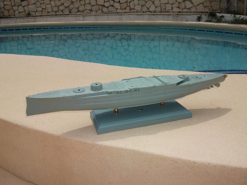 Prinz Eugen Trumpetter 1x350 avec PE Eduard - Page 2 Dscf4014