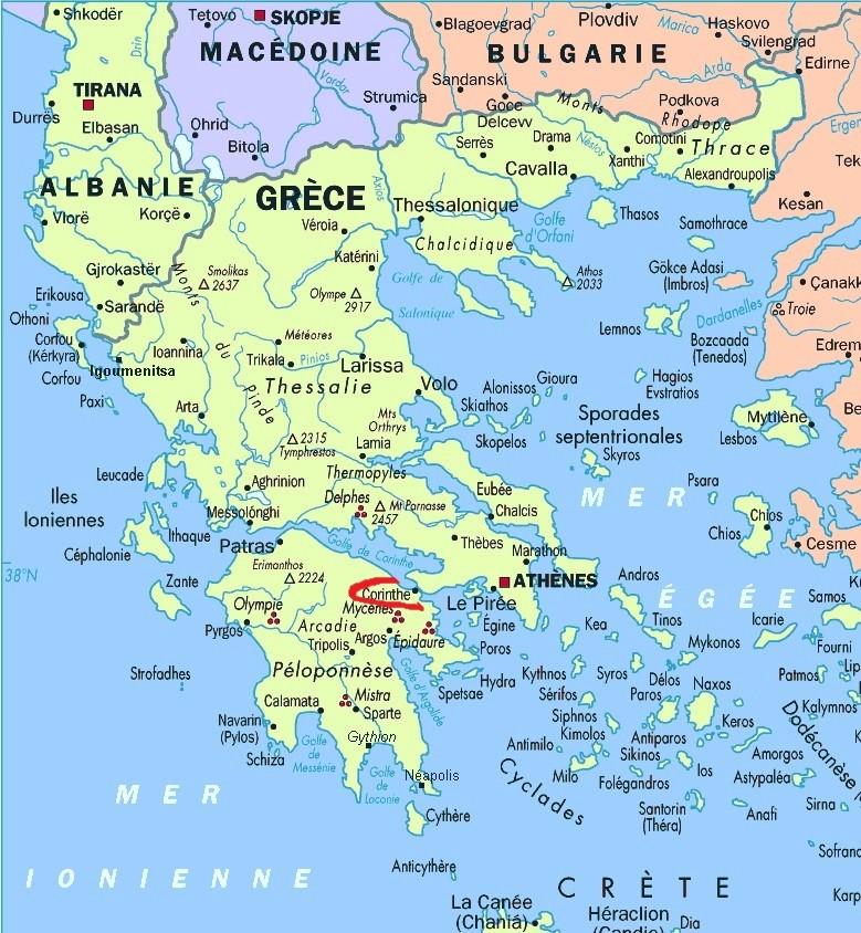 Projet de voyage en Grèce été 2018 - Page 2 Cor410