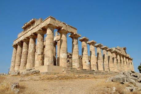 Projet de voyage en Grèce été 2018 Olympe10