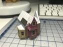 """Miniature maison """"Là-haut"""" Disney Pixar Img_4010"""