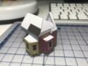 """Miniature maison """"Là-haut"""" Disney Pixar Img_4011"""