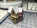 """Miniature maison """"Là-haut"""" Disney Pixar Img_4013"""