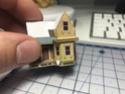 """Miniature maison """"Là-haut"""" Disney Pixar Img_4014"""