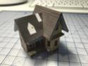 """Miniature maison """"Là-haut"""" Disney Pixar Img_4022"""