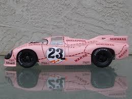 Porsche dévoile deux livrées mythiques pour Le Mans Pink_p10