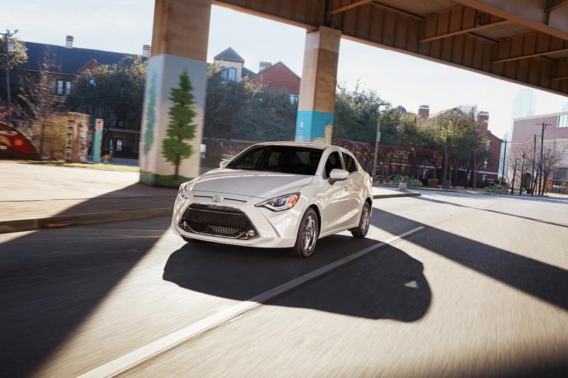 2016 - [Toyota] Yaris Sedan 2019_t11