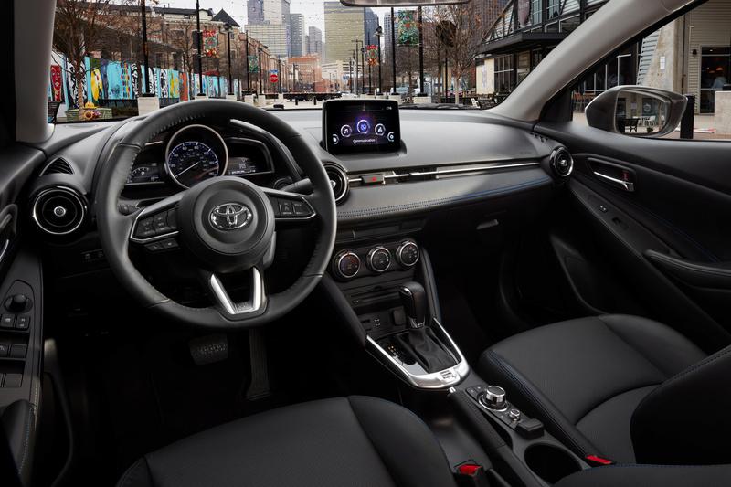 2016 - [Toyota] Yaris Sedan 2019_t13