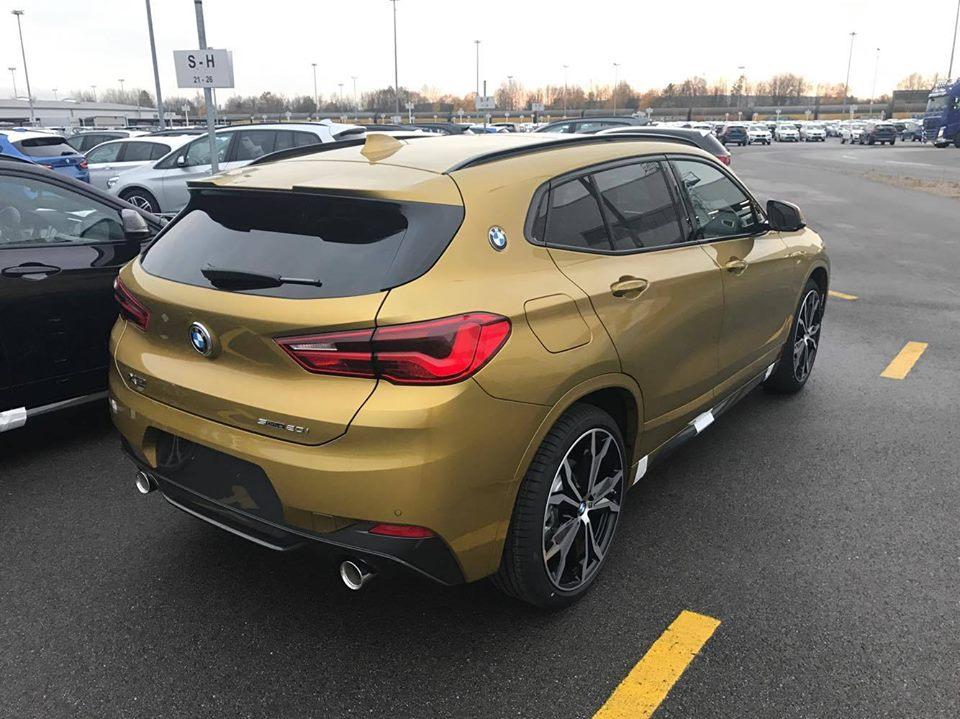 2017 - [BMW] X2 [F39] - Page 12 23376310