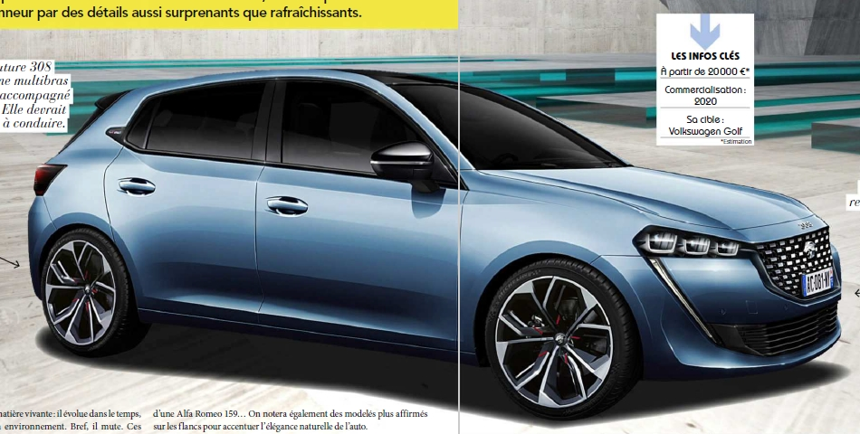 2021 - [Peugeot] 308 III [P51/P52] - Page 2 308_10