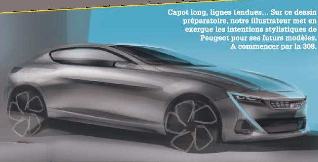 2021 - [Peugeot] 308 III [P51/P52] 308iii11