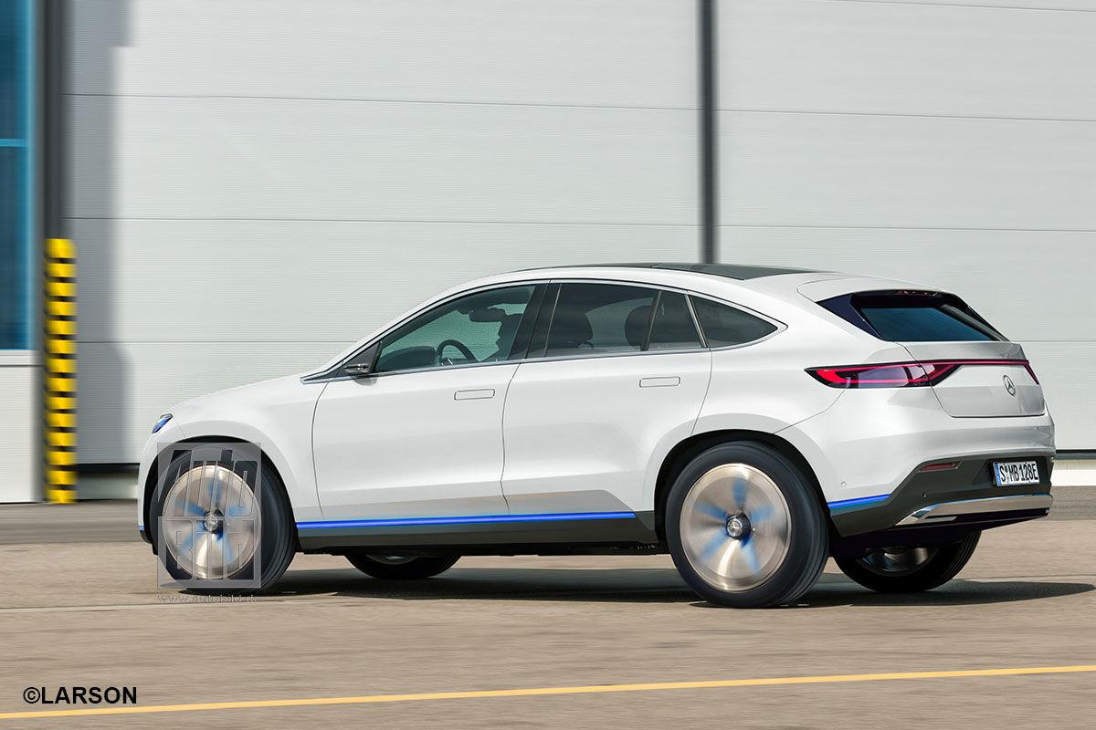 2019 - [Mercedes-Benz] EQ C Alle-m10