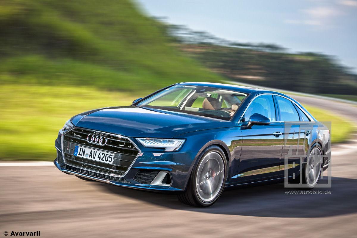 2018 - [Audi] A4 restylée  - Page 2 Audi-a10
