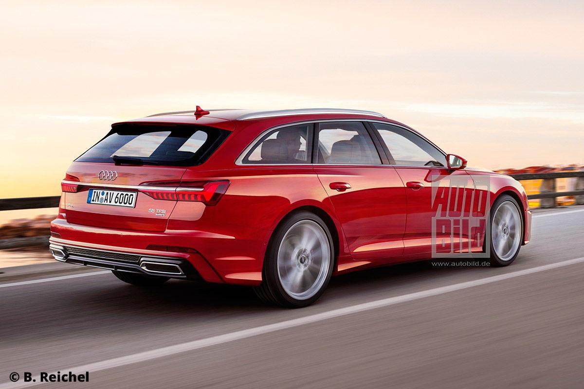 2017 - [Audi] A6 Berline & Avant [C8] - Page 8 Audi-a12