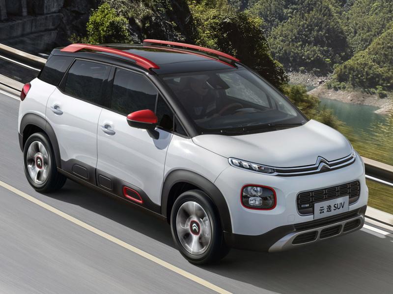 2017 - [Citroën] C3 Aircross [A88] - Page 21 Citroe11