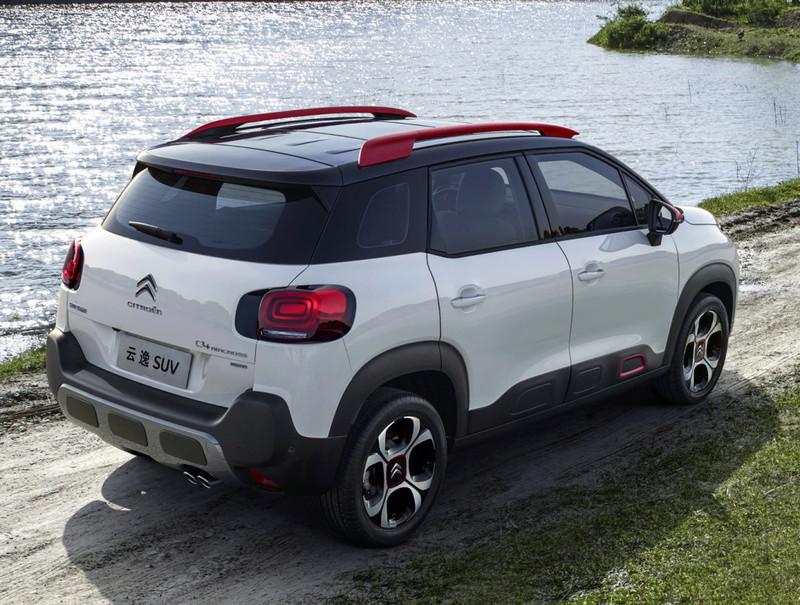 2017 - [Citroën] C3 Aircross [A88] - Page 21 Citroe13