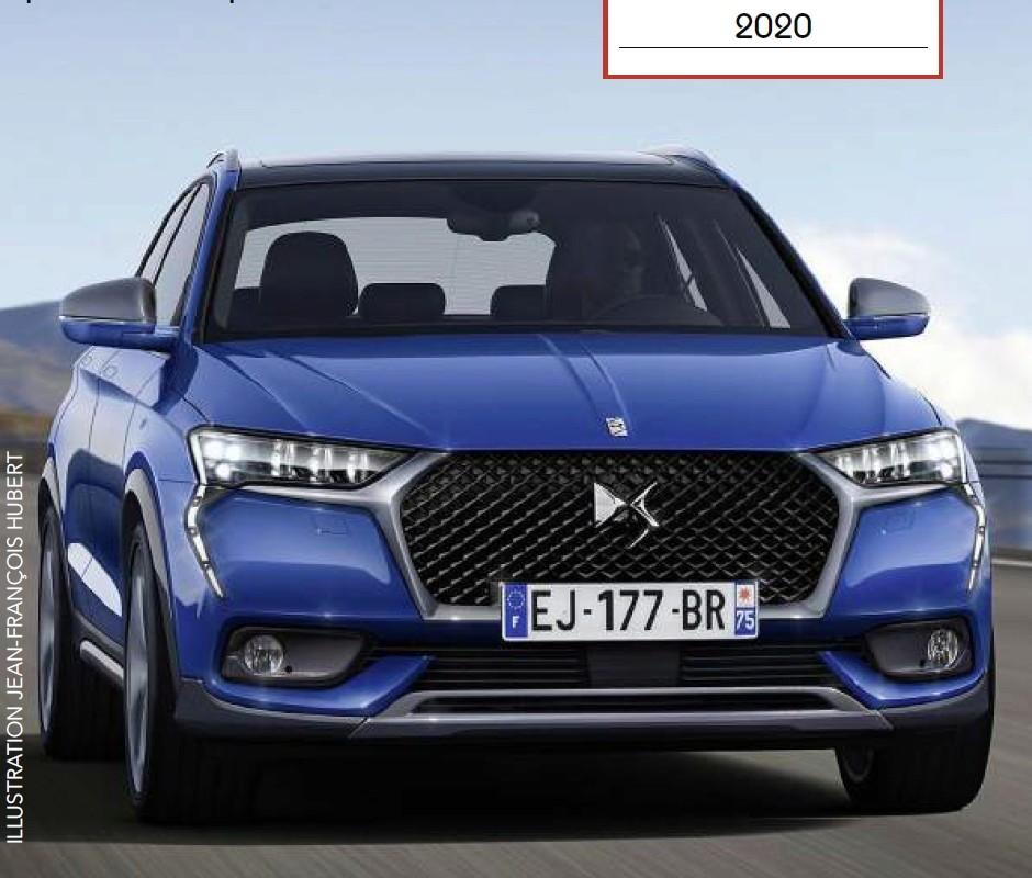 2020 - [DS Automobiles] DS 4 Crossback (D84) Ds410