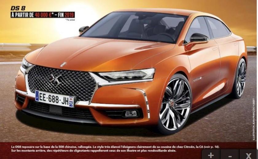 2020 - [DS Automobiles] DS 8 (X83) - Page 2 Ds810