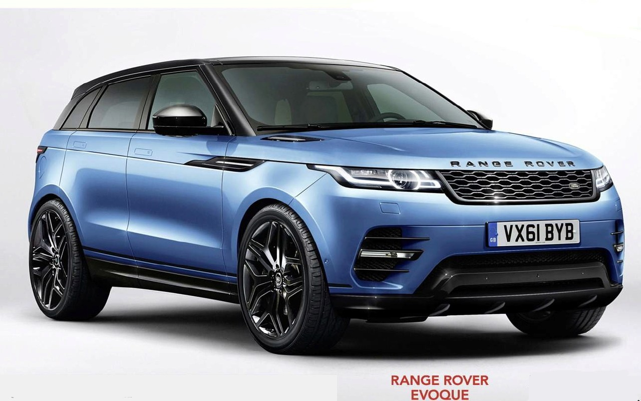 2018 - [Land Rover] Range Rover Evoque II Evoque10