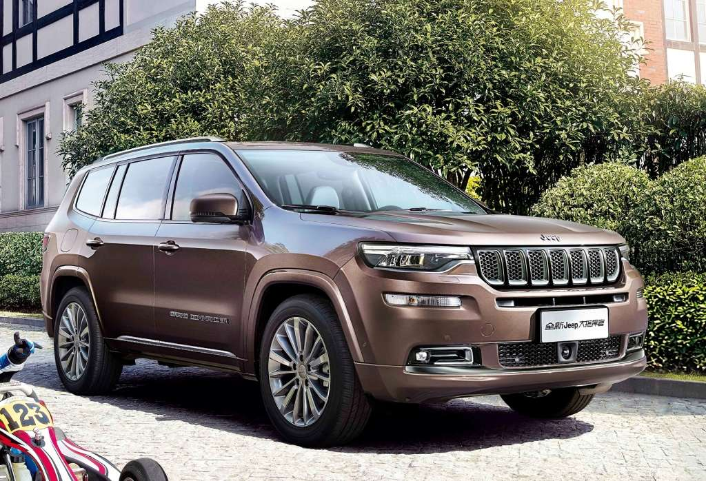 2018 - [Jeep] Grand Commander (K8) - Page 2 Jeep_g12