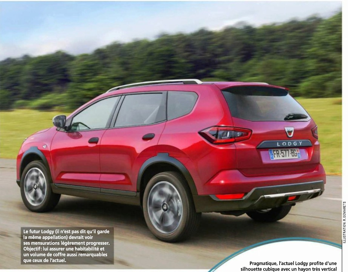 2020 - [Dacia] Grand SUV Lodgy10