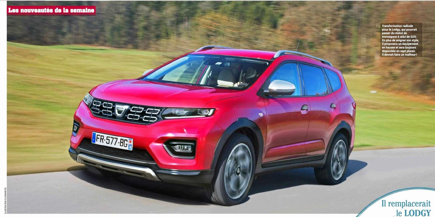 2020 - [Dacia] Grand SUV Lodgy210