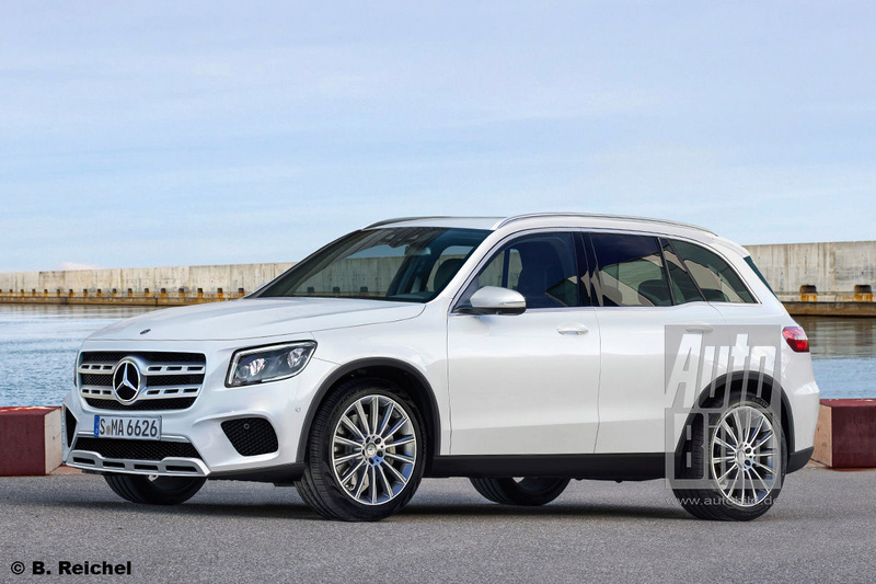 2018 - [Mercedes-Benz] GLB - Page 4 Merced13