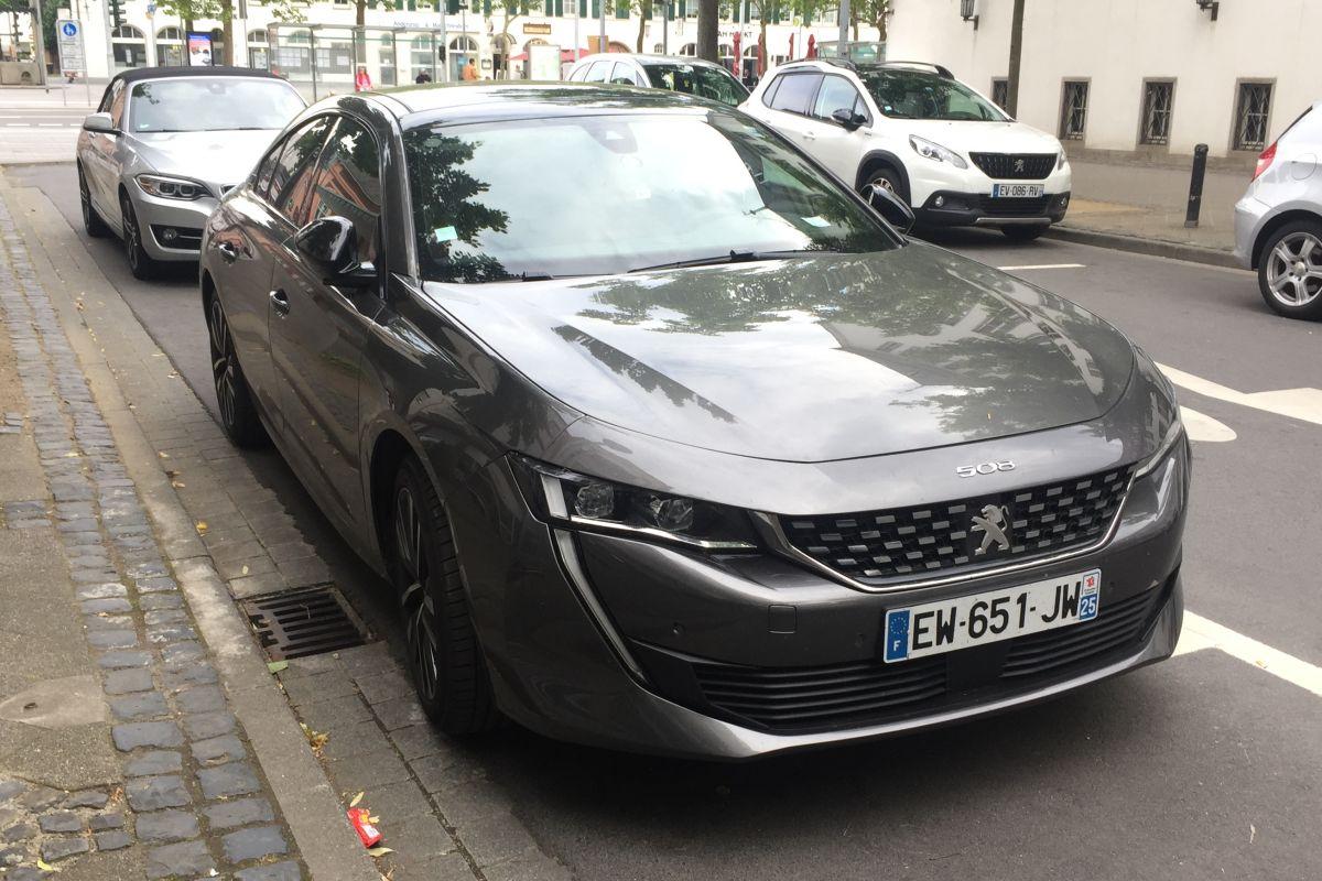 2018- [Peugeot] 508 II [R82/R83] - Page 32 Ndgyd310
