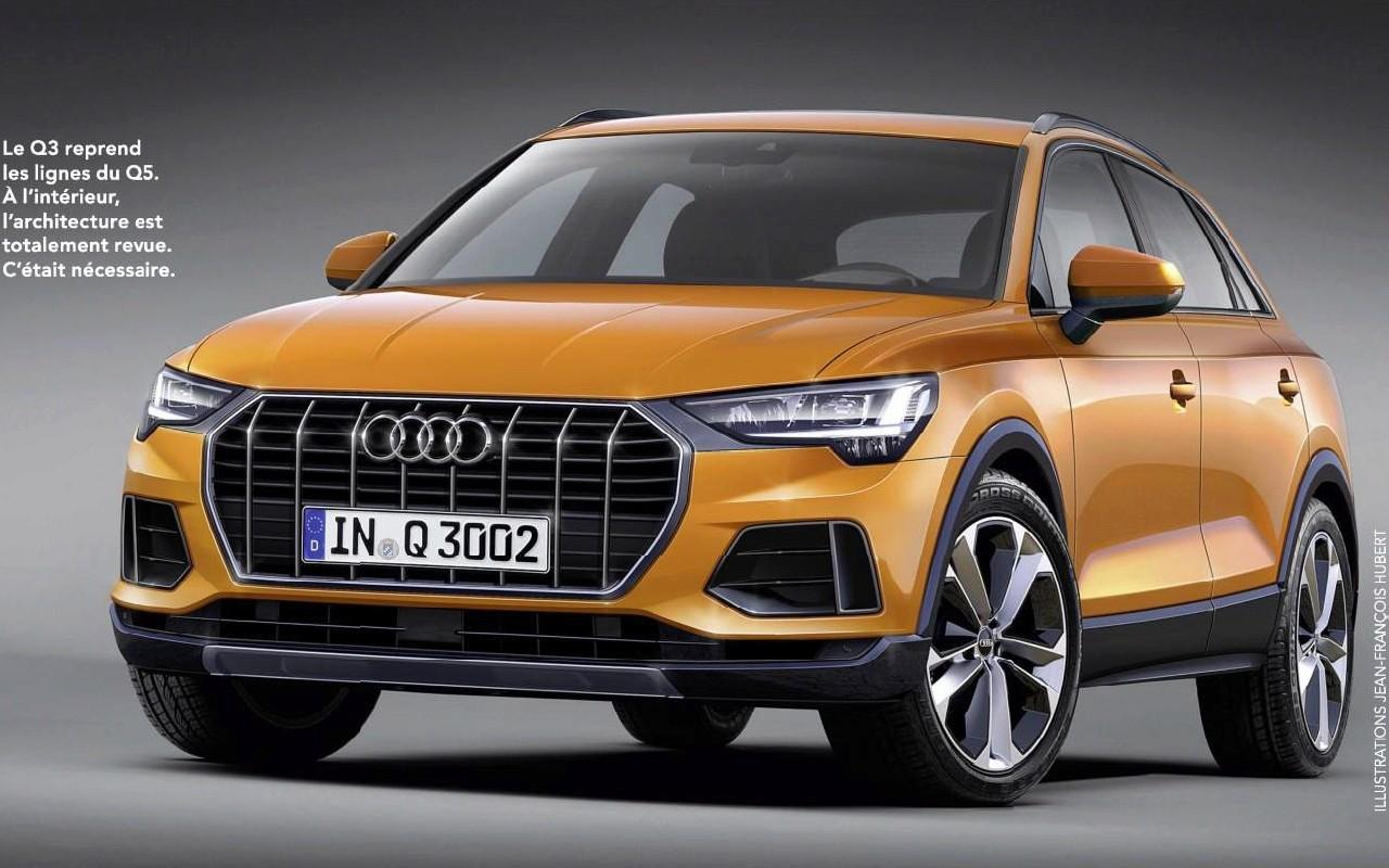 2018 - [Audi] Q3 II - Page 3 Q310
